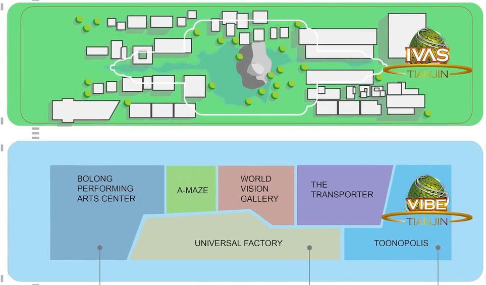 ivas layout