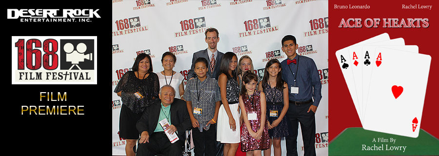 Ace of Hearts Premiere at 168 Film Festival