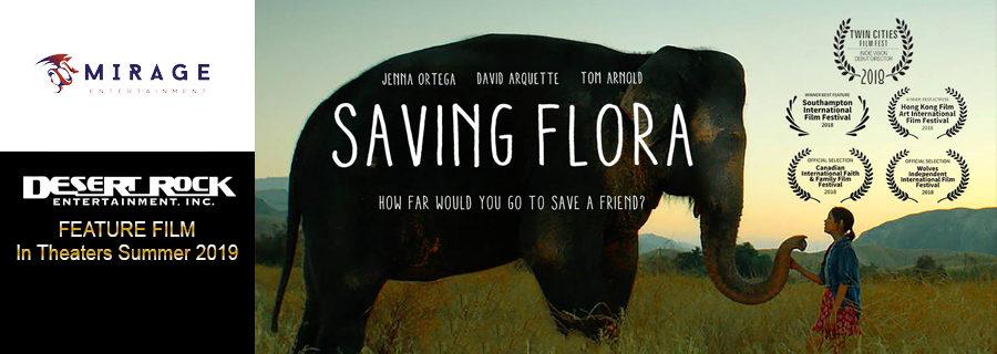Saving Flora Wins Film Festivals