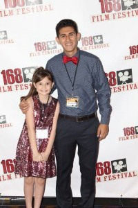 Rachel Lowry and Bruno Leonardo
